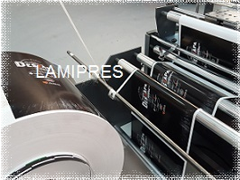 Lamipres industry